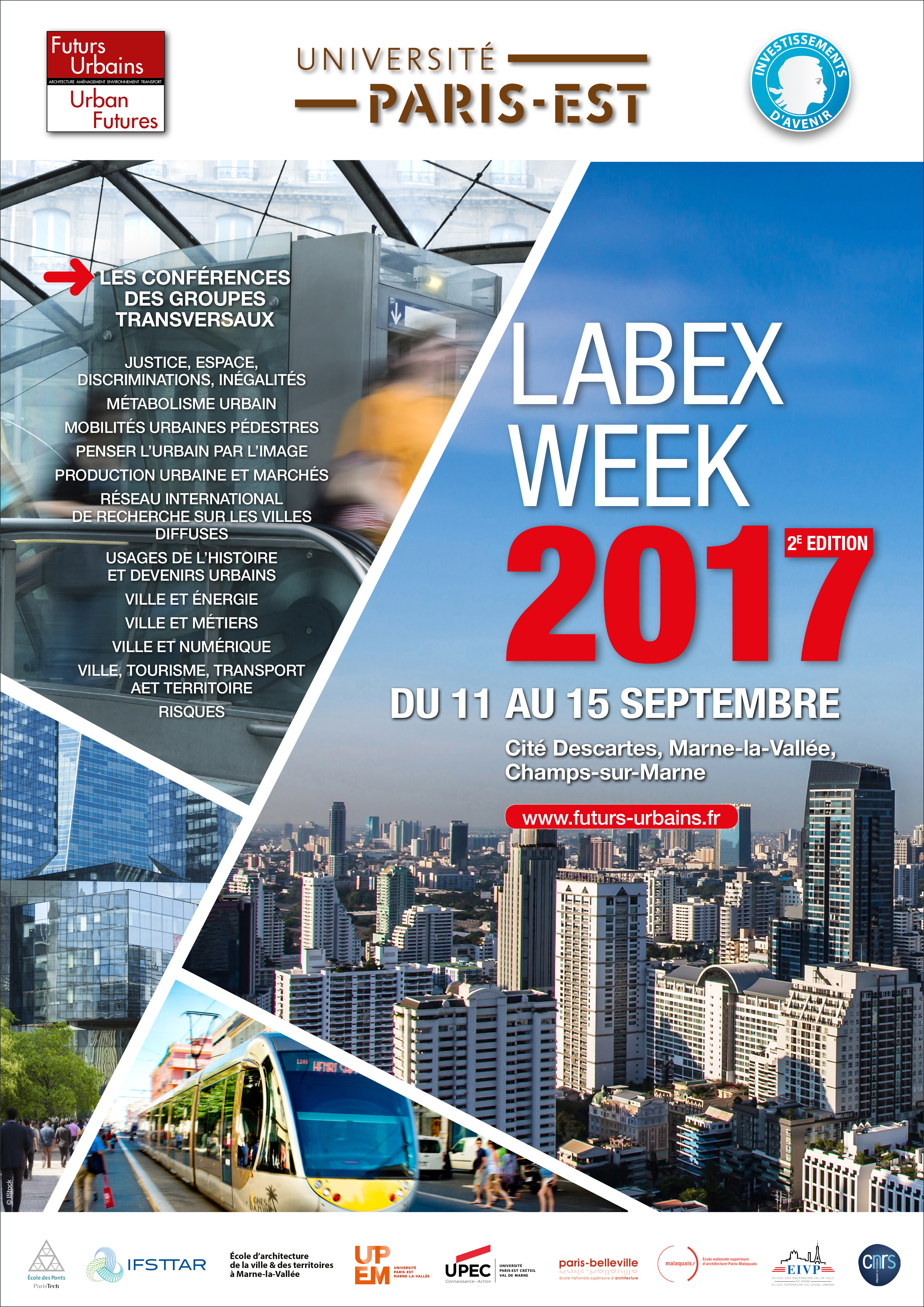 [Translate to Anglais:] LABEX WEEK 2017
